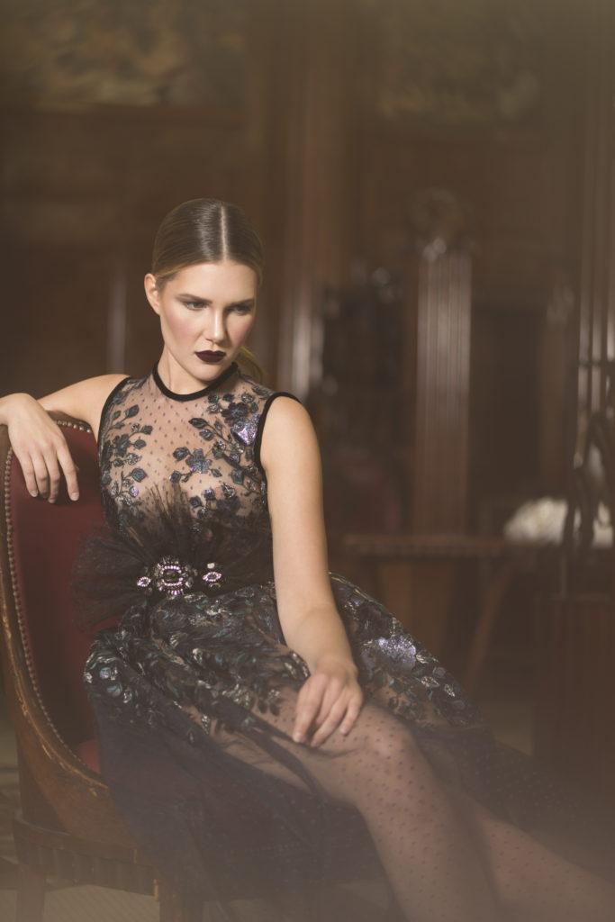 Le Rendez-Vous - makeup by Moonlight Makeup Artist.