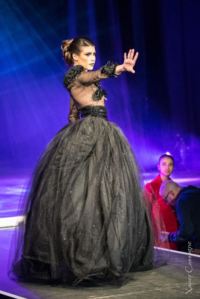 Fashion Show, Faites de la Mode - makeup by Moonlight Makeup Artist.